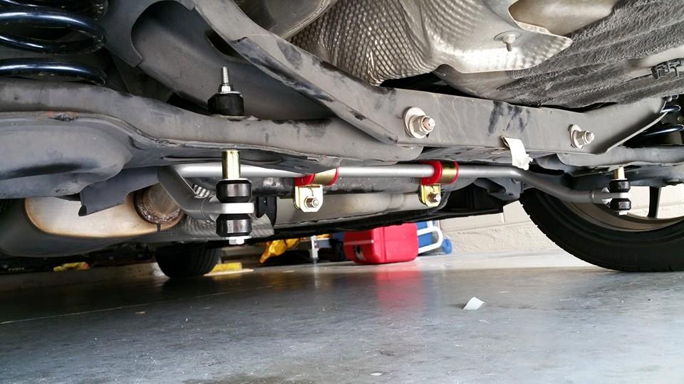 Rear sub-frame sway bar...... - Ford Focus Forum, Ford ...