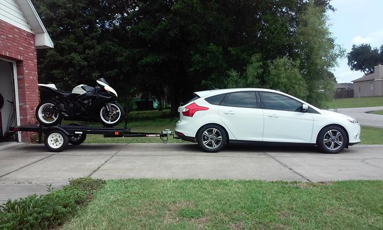 Focus St Towing >> Pulling A Trailer With A Focus Anyone Page 7 Ford Focus
