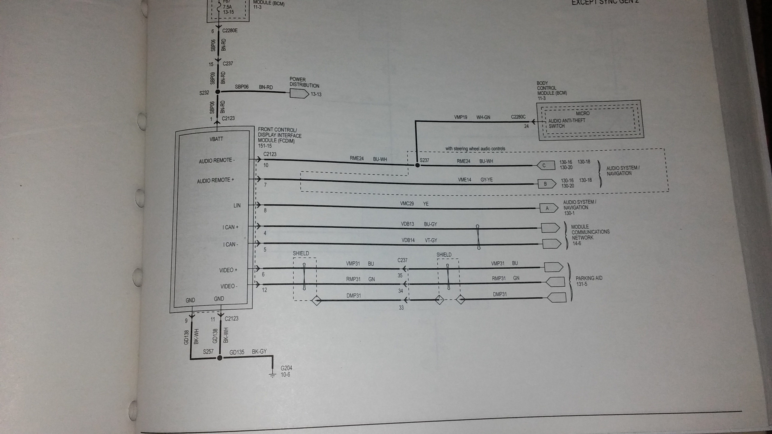 f250 rear view camera wiring diagram oem backup camera install on aftermarket head unit focus  oem backup camera install on