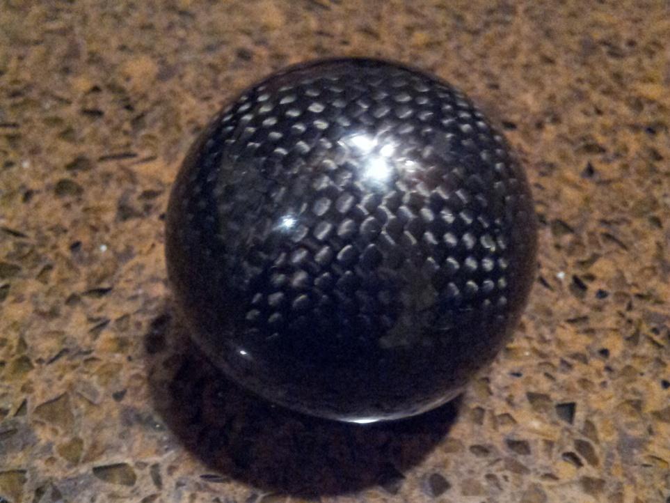 Carbon Fiber Laid Shift Knob-20140210_231037.jpg