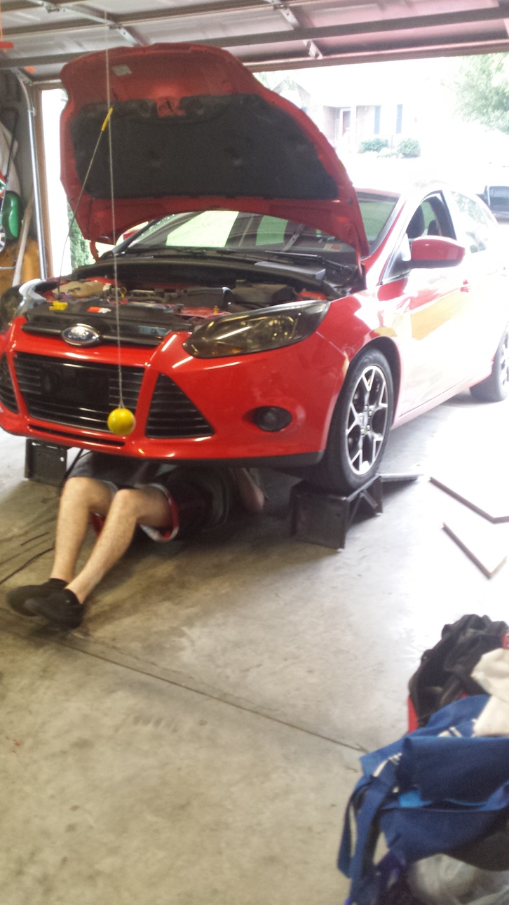 TheBlueOval's Race Red MK3 Build Thread-20140826_193420.jpg