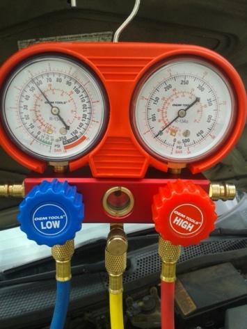 AC Psi pressure reading help!!! - Ford Focus Forum, Ford Focus ST