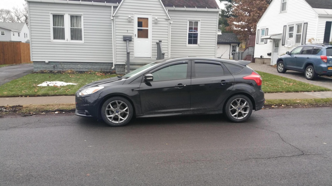 Looking For Mk3 Focus St Side Skirts Part Number Ford Focus Forum