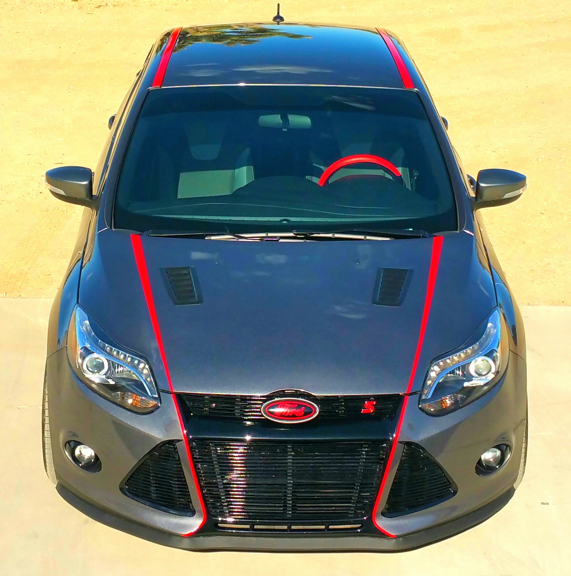 fun with plastidip page 311 ford focus forum ford. Black Bedroom Furniture Sets. Home Design Ideas