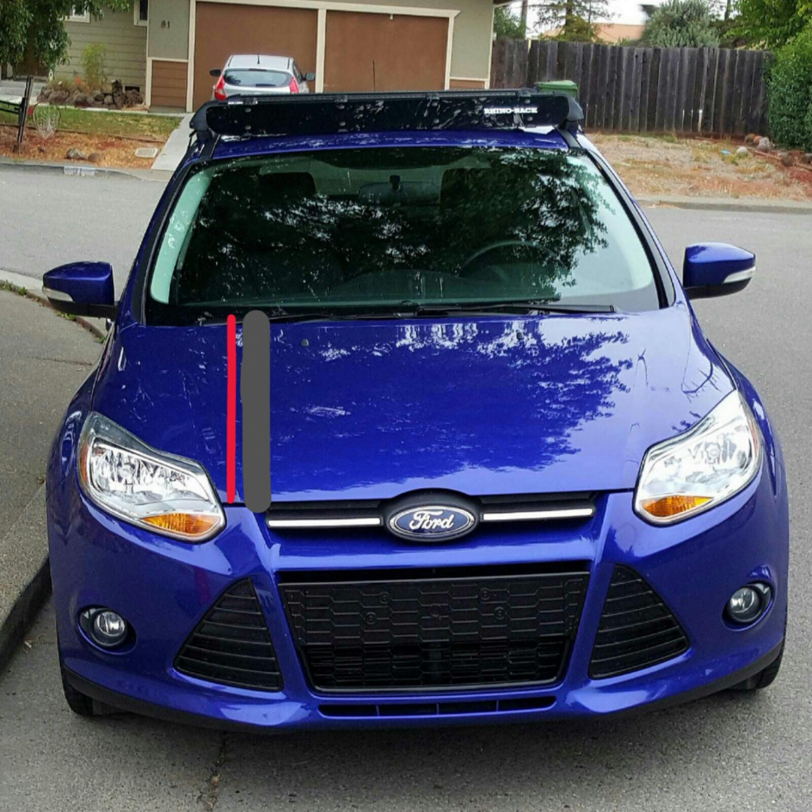 2014 Performance Blue SE Sport Hatch  Ford Focus Forum Ford