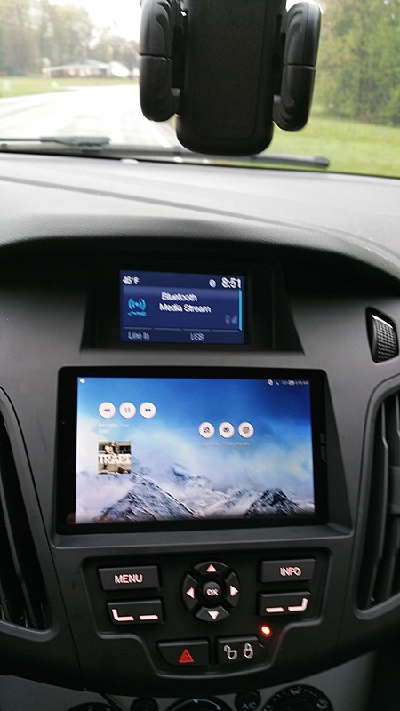 2017 Ford Focus Se Tablet Install Forum St Rs