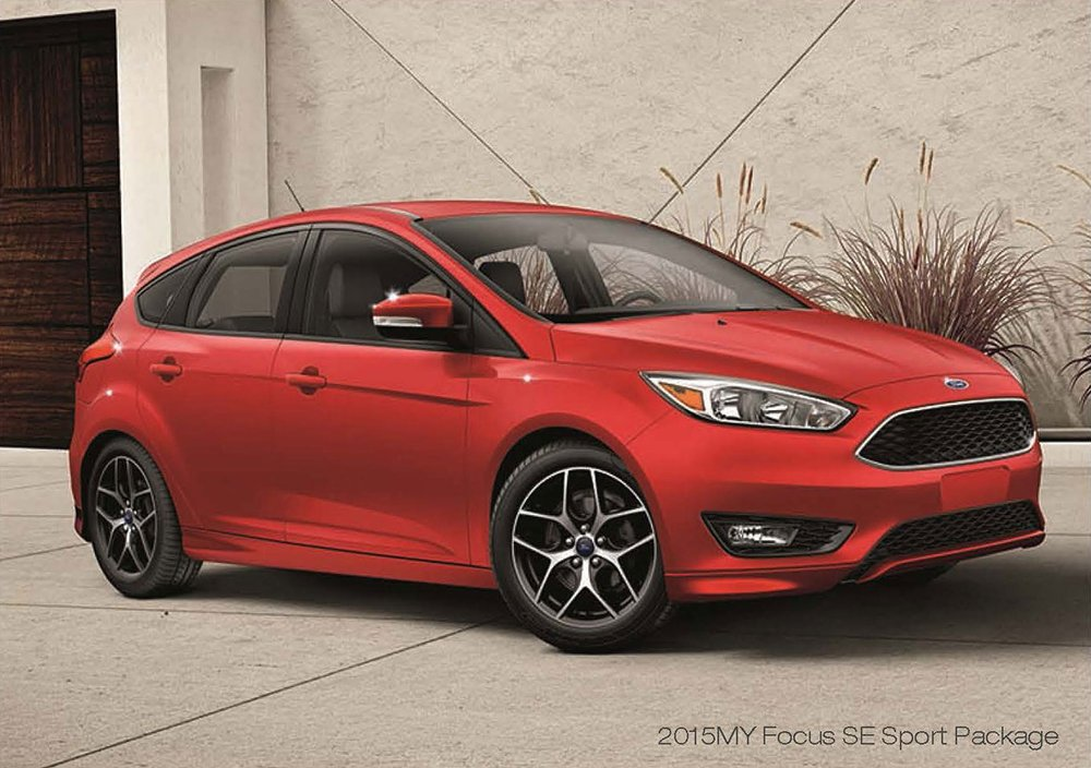 First Up Close Look 2016 Focus oops  2015  Page 5  Ford Focus