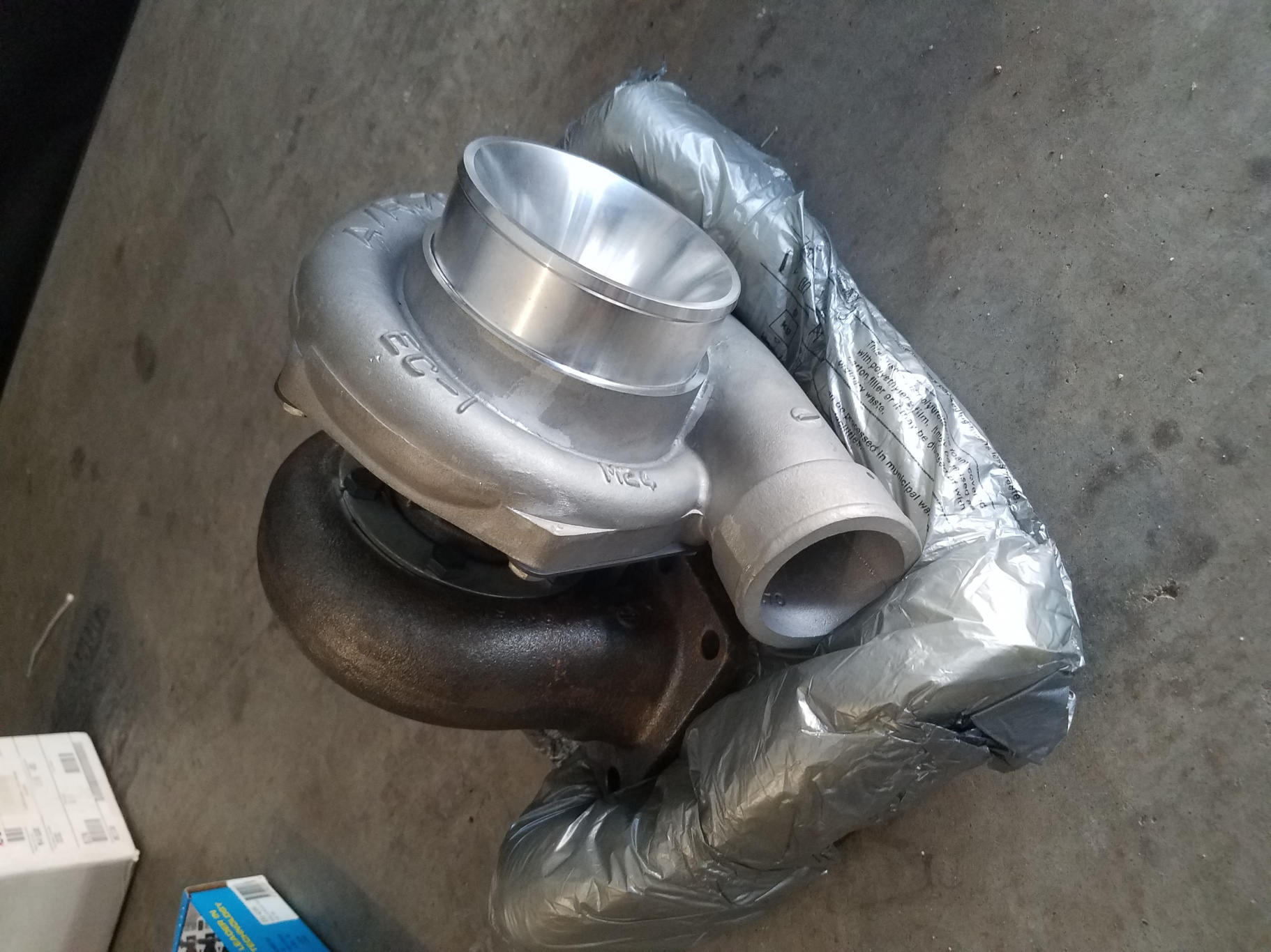 For Sale: TOPSPEED Ford Focus Duratec Turbo Kit-20190503_184546.jpg