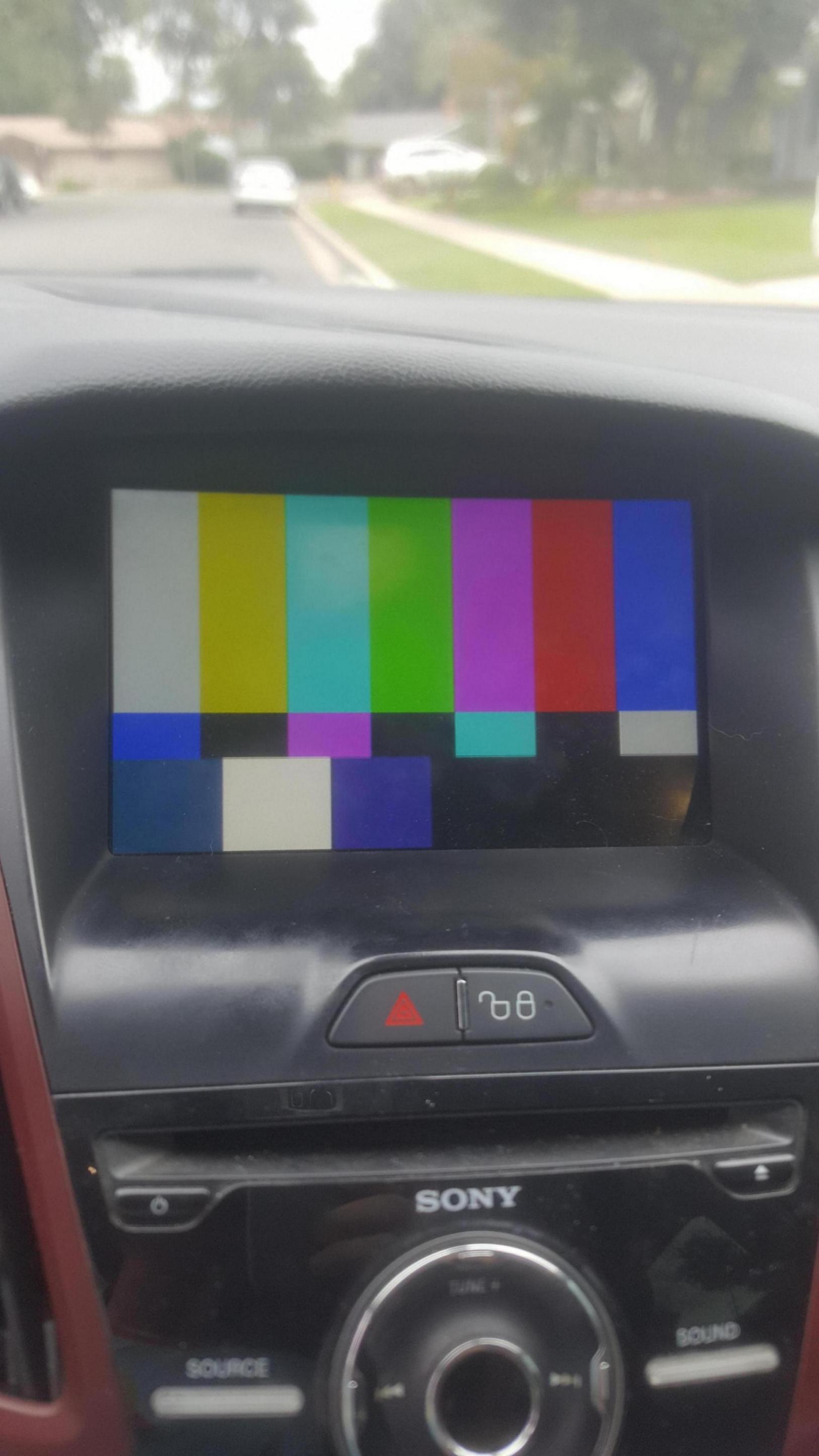 Rainbow screen on 2012-20190621_122358_1561145265301.jpg