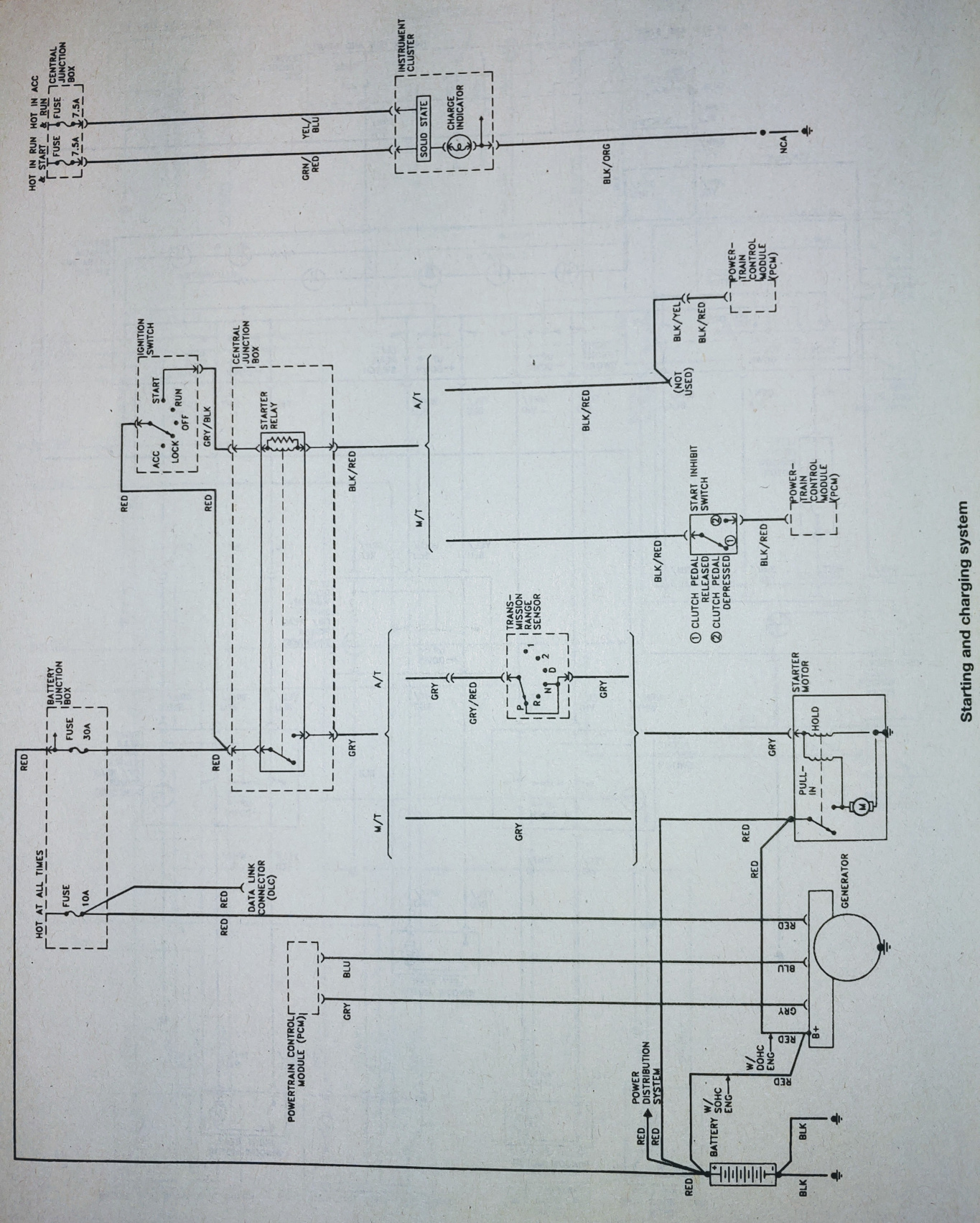 Need Wiring Diagram 2002 Focus Manual Trans
