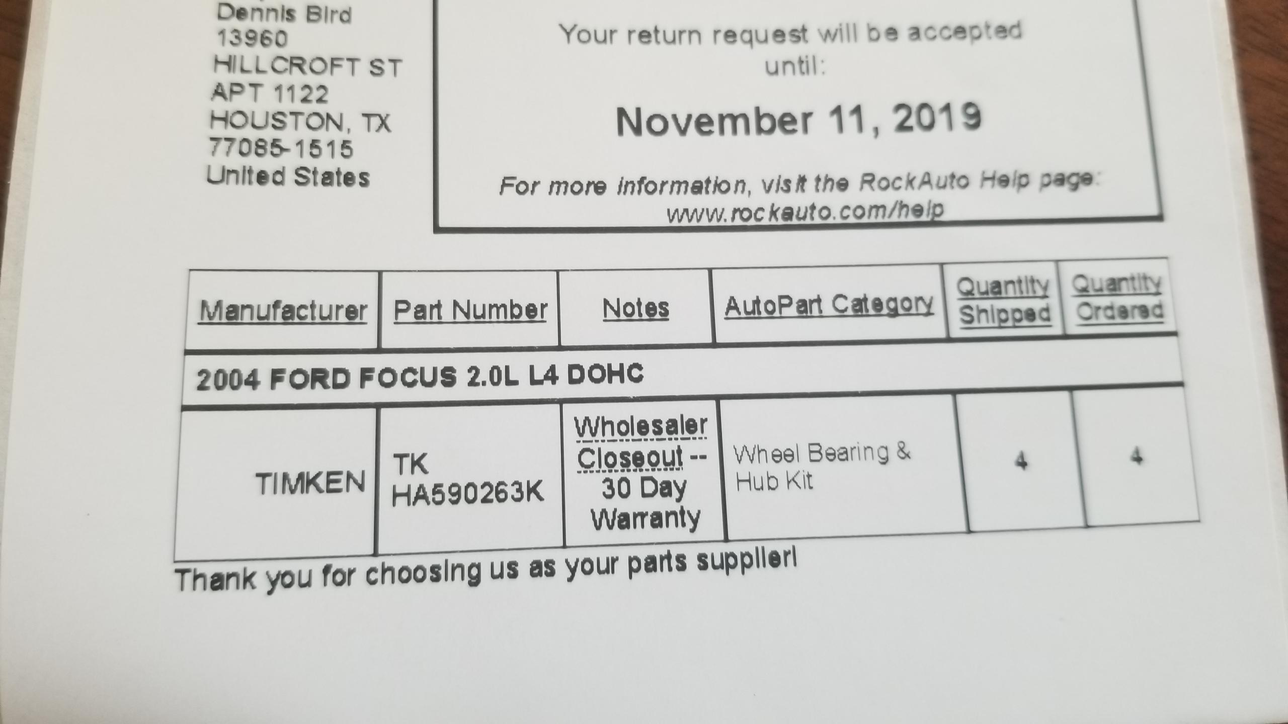 Great deal at Rockauto Timken front hub assembly.-20191014_105831_1571068892041.jpg
