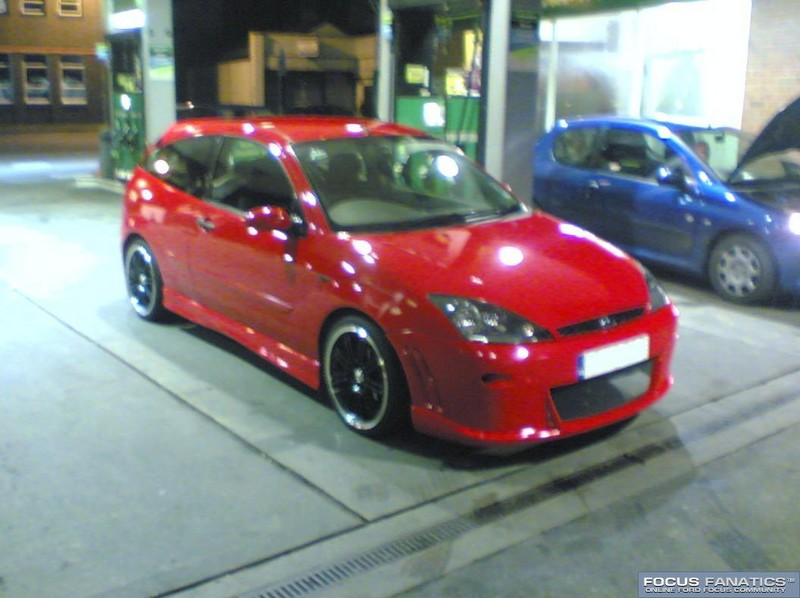 Where Do I Get This Body Kit Ford Focus Forum Ford Focus St