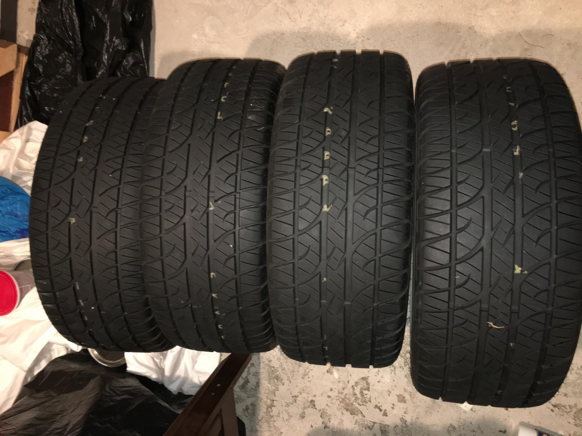 """For Sale: 18"""" Titanium Wheels & Tires-5c193e18-e00d-430a-9d63-19b27cbf8a94.jpg"""