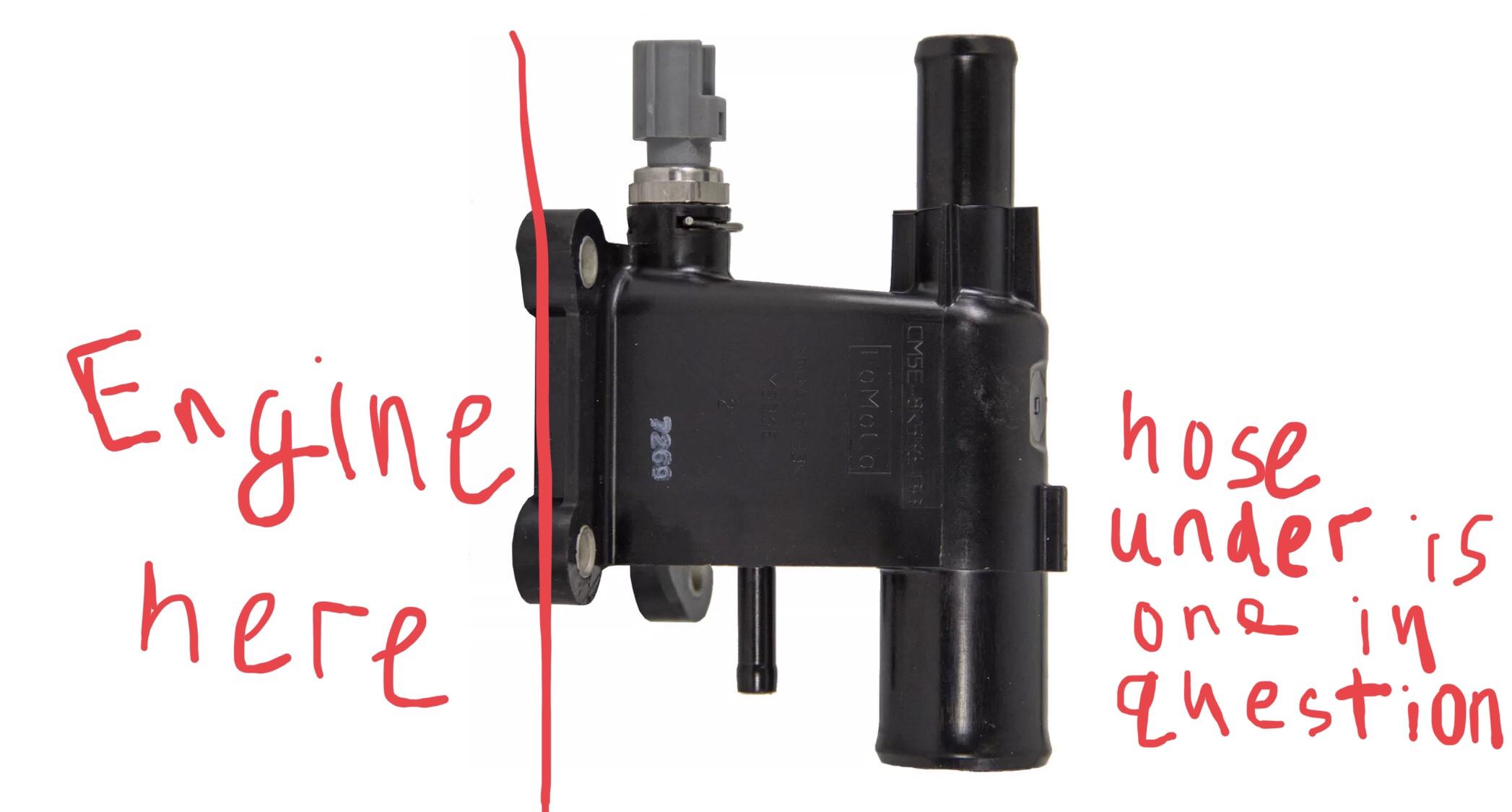 2012 SE, Coolant hose popped off... why?-616e9a08-f797-44f2-b5a4-8d4a5d3b2c22_1555629541692.jpeg