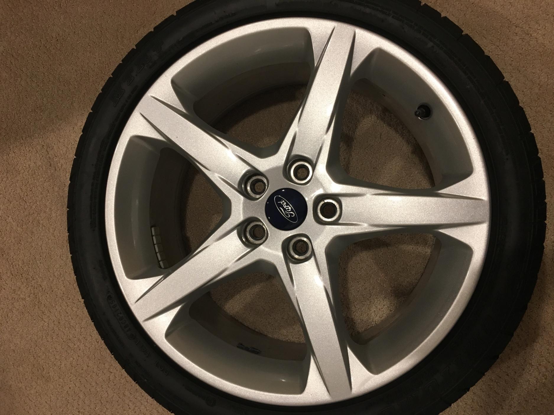 """For Sale: 18"""" Titanium Wheels & Tires-99790ae9-5903-4fbe-bd6a-3c15ca00434b.jpg"""