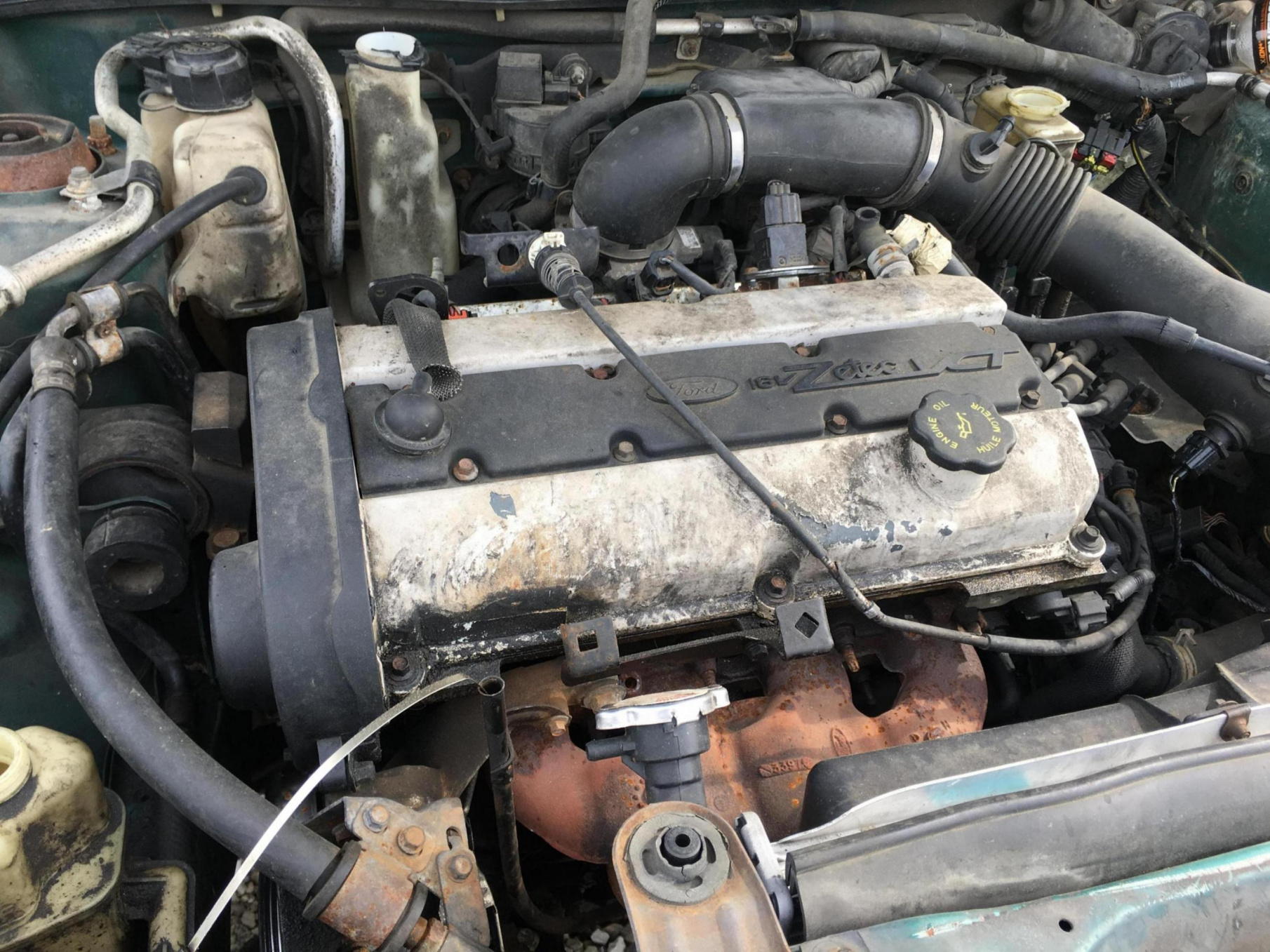 Need info on Zetec specifics for engine swap  - Ford Focus