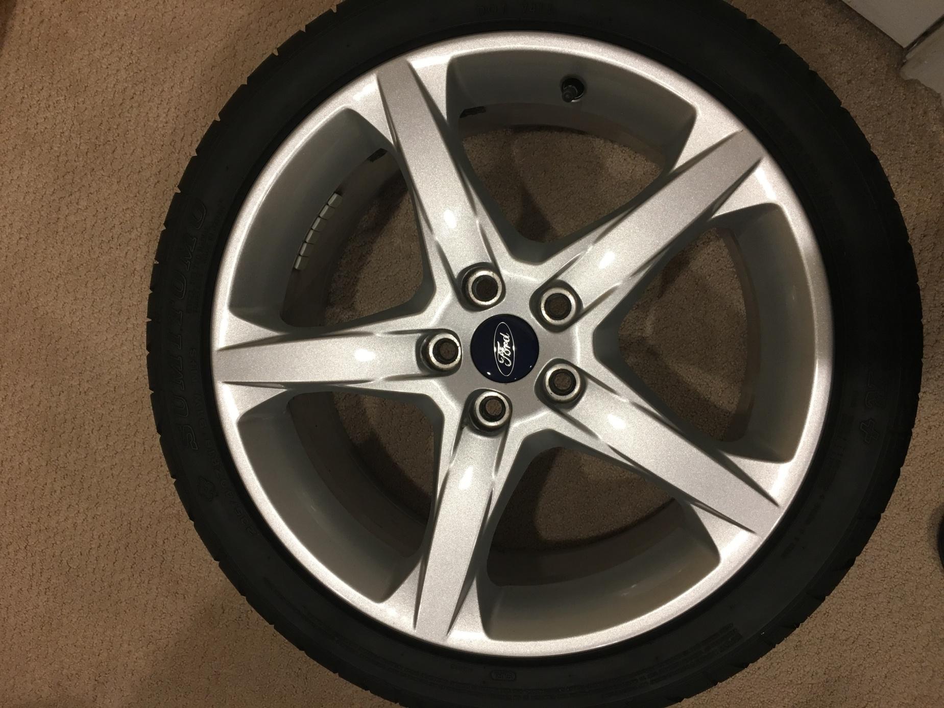 """For Sale: 18"""" Titanium Wheels & Tires-ca58706a-2fcb-4879-adc1-66204da76b99.jpg"""