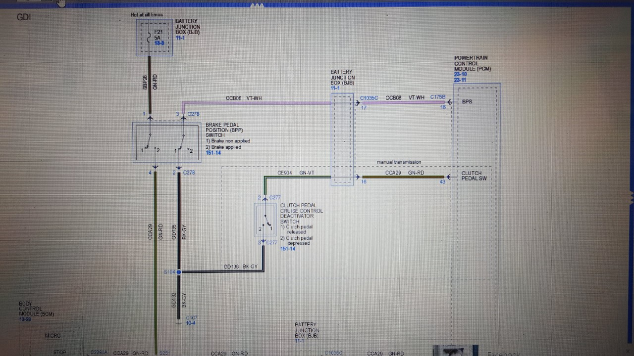 Can Anyone Help Me With A Wiring Issue Or Have A Manual With The Diagram