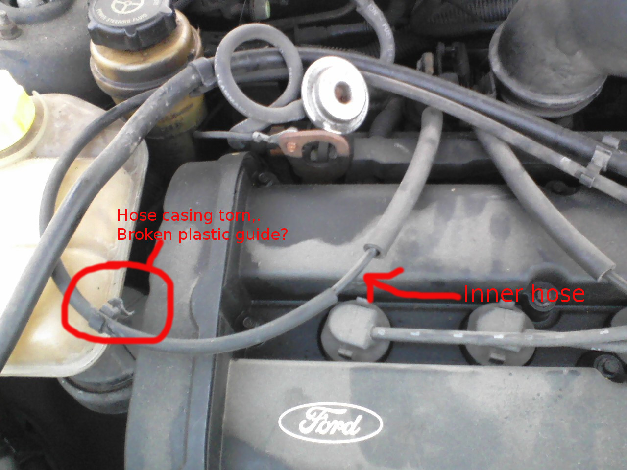 2000 Ford Focus Vacuum Lines Diagram Modern Design Of Wiring 20 Zetec Engine Trouble Hose Forum St Rh Focusfanatics Com 03 2 0 Sohc Diagrams Drawing