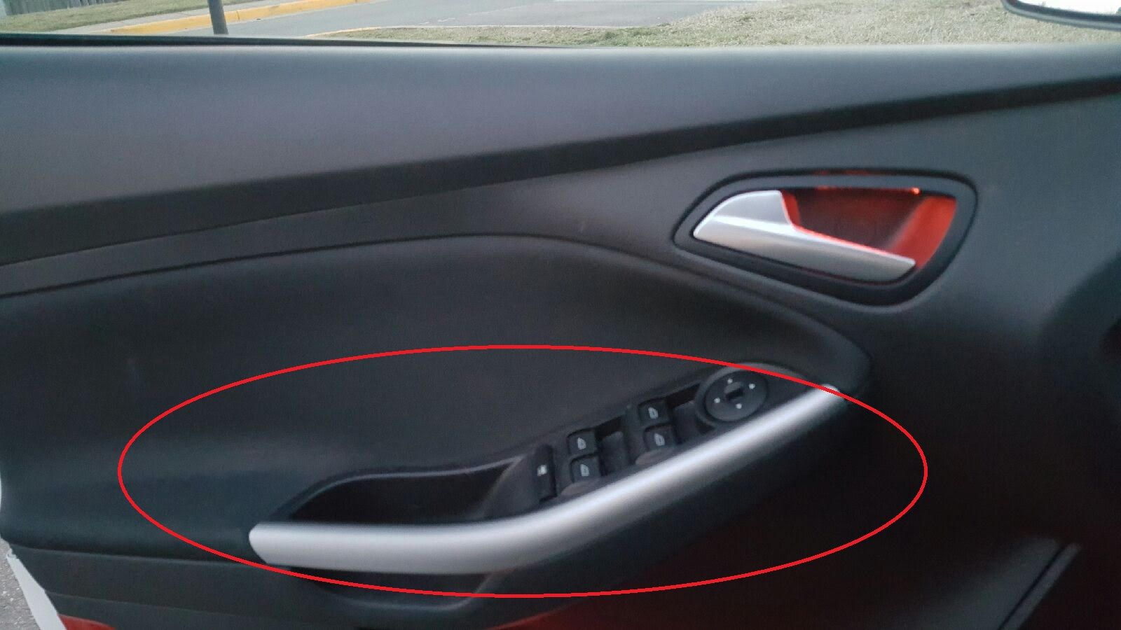 Chrome Interior Door Trim Removal Ford Focus Forum Ford Focus St Forum Ford Focus Rs Forum