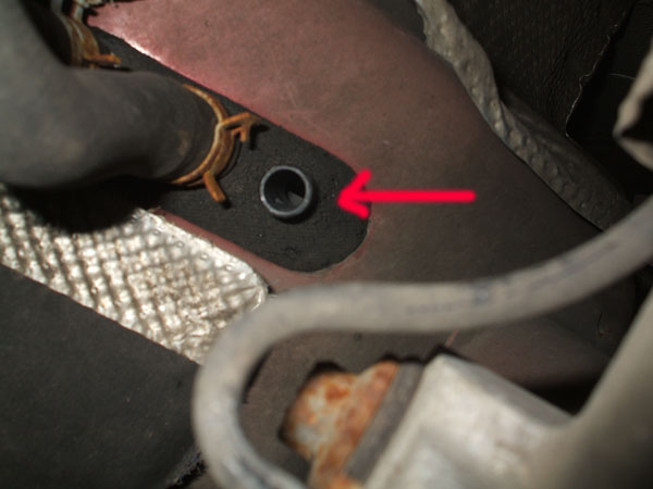 A C Drain I Know Common Problem With Pictures Ford Focus Forum Ford Focus St Forum