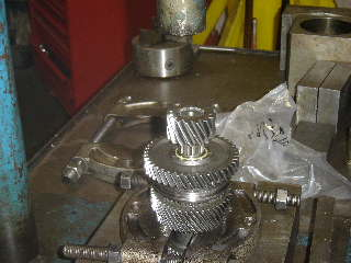 DIY mtx-75 rebuild, 4 06, billet diff, 56k no go - Ford Focus Forum