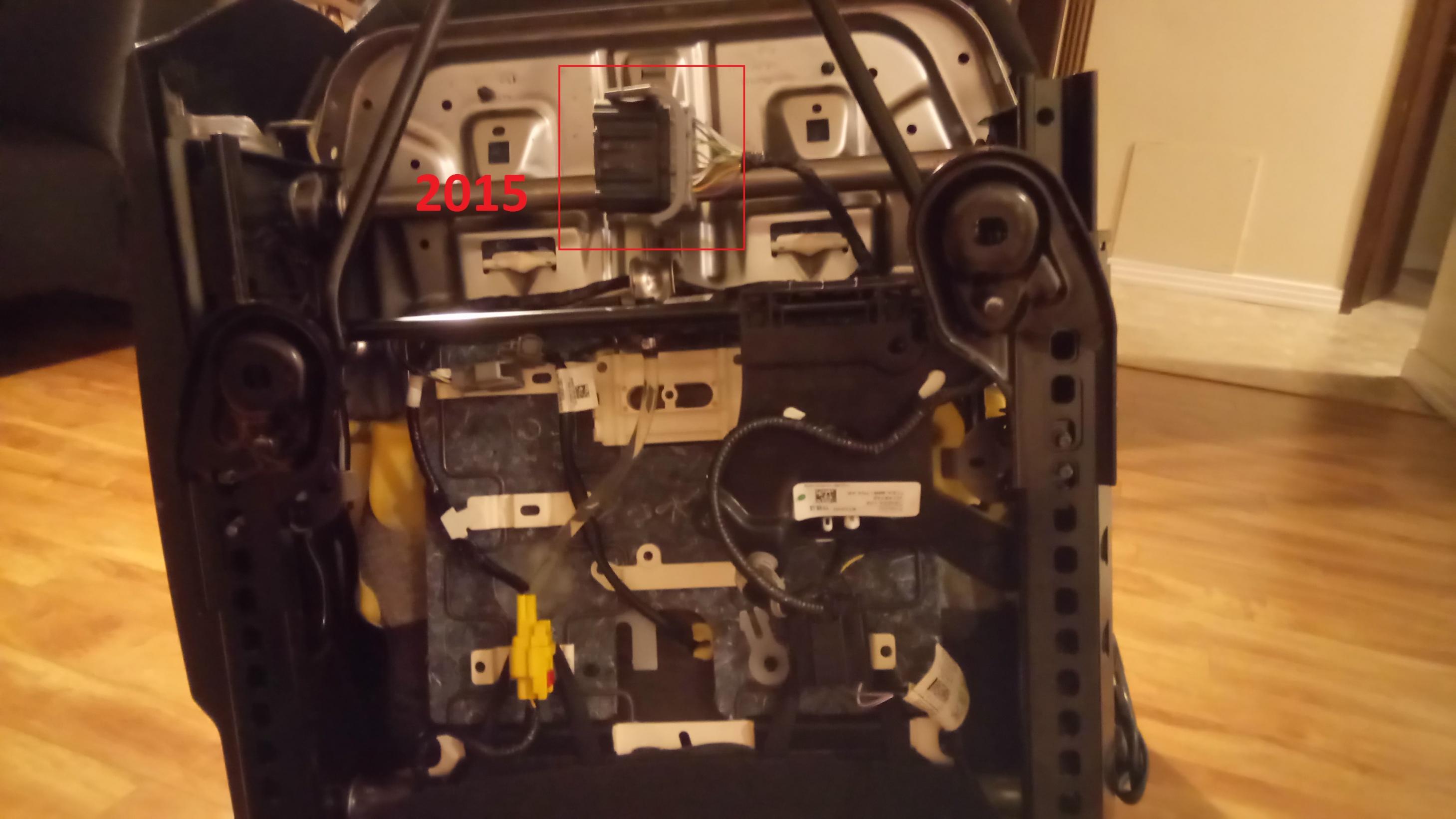 Focus Se Power Seat Swap Questions Ford Focus Forum