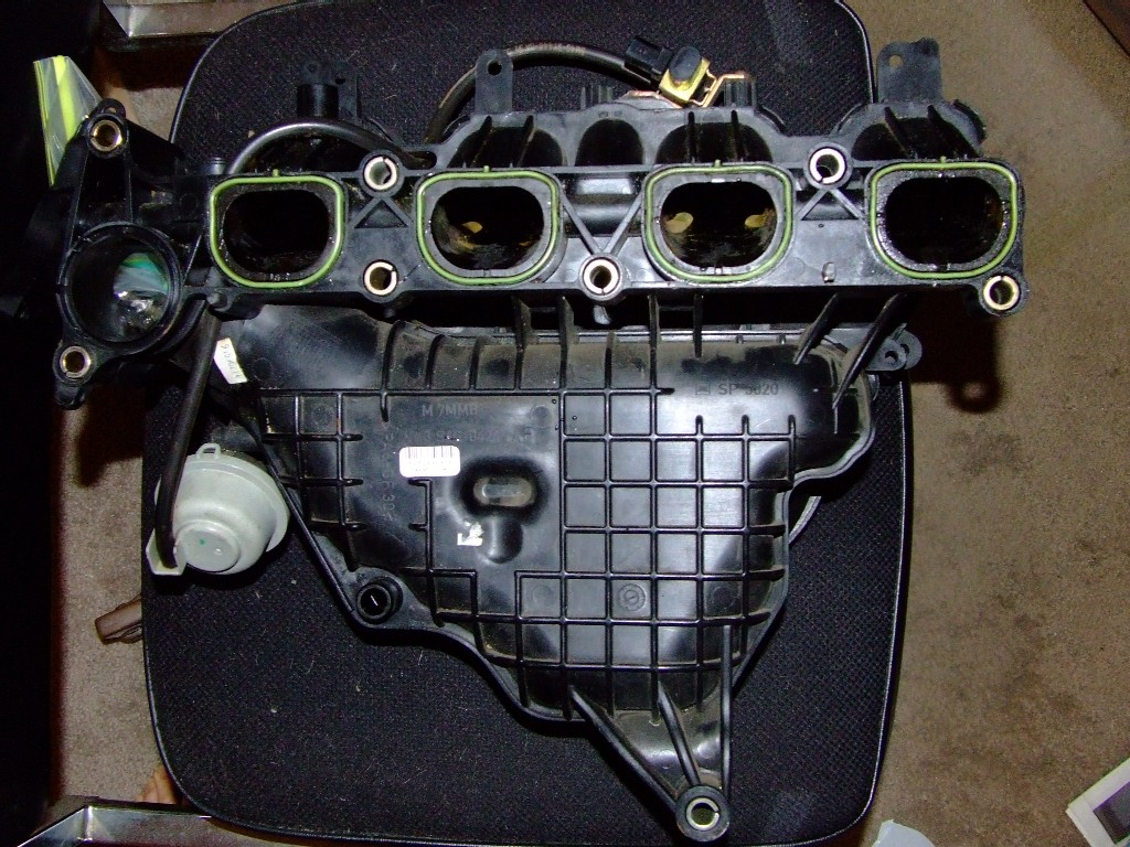 2003 Ford Focus Zx5 >> 2003 Ford focus zx3 intake manifold runner