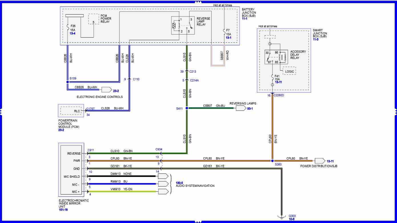 17146 %252Ahelp%252A need wiring diagram auto dimming rearview mirror 2009 sel elecromirror 2008 ford focus wiring diagram wiring diagrams schematics