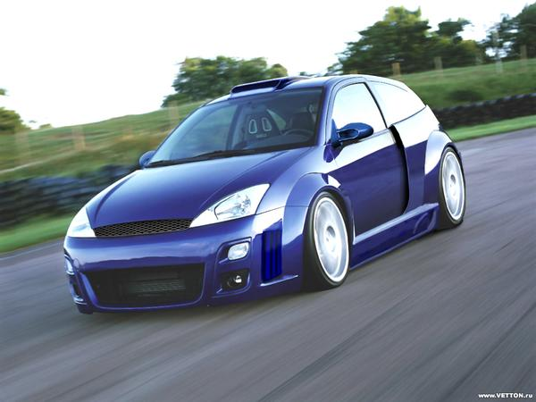 who sells this body kit - ford focus forum, ford focus st forum
