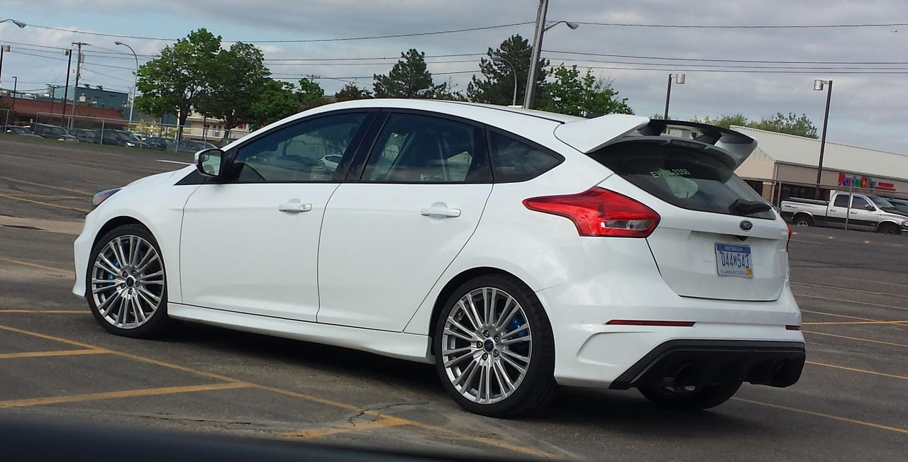 Ford Mondeo 2015 White >> Focus RS Color options - Page 6 - Ford Focus Forum, Ford Focus ST Forum, Ford Focus RS Forum