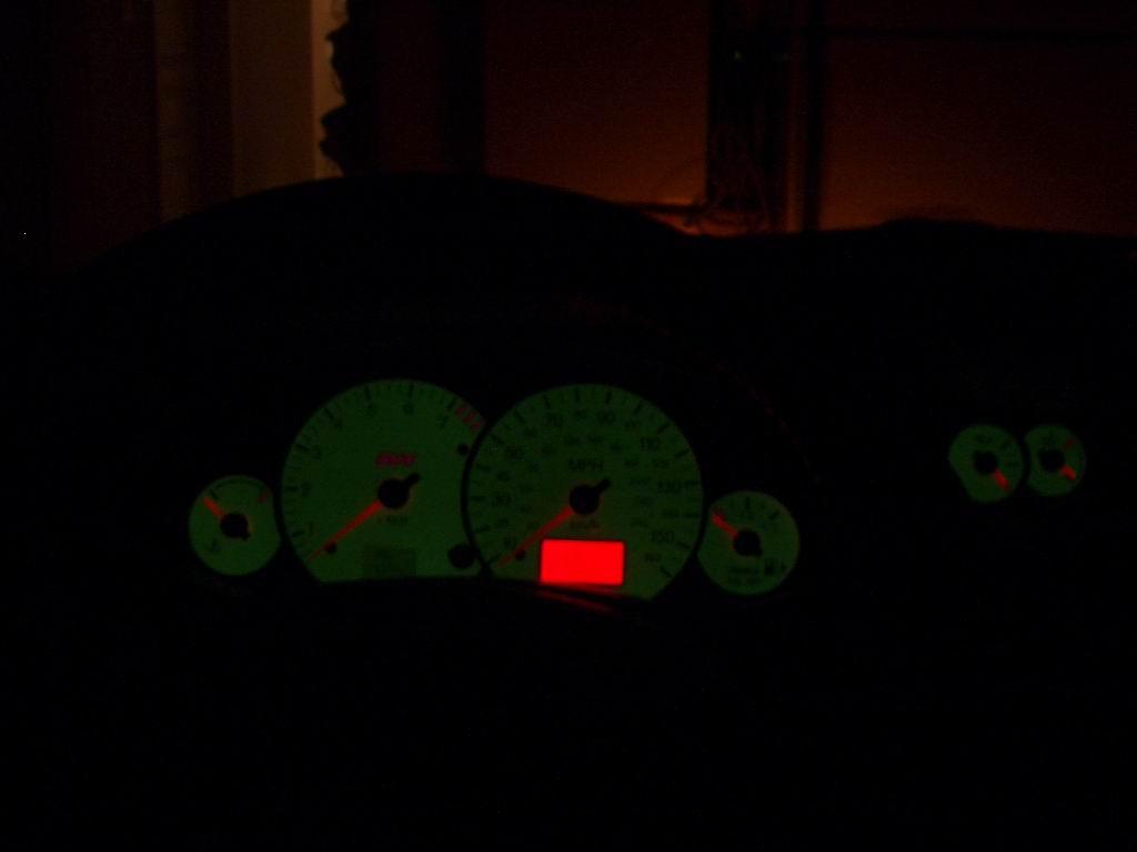 installed speedhut svt gauges-green-clster.jpg