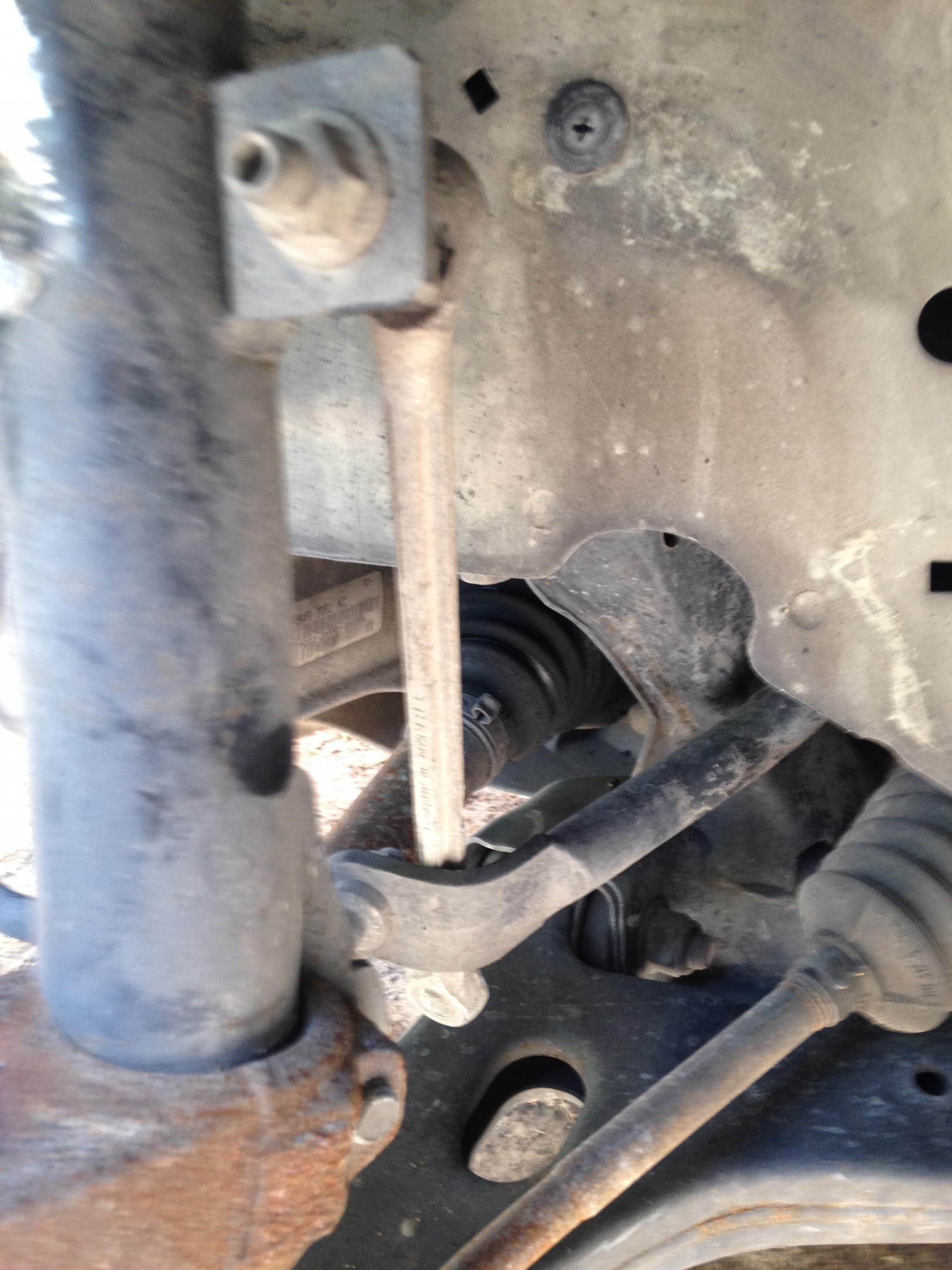 Help!! Plowed through a pothole damaged tie rod, ball joints and God knows what else.-image_1473972550727.jpg