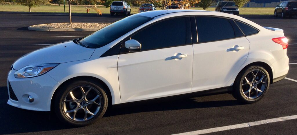 Factory Window Tint Ford Focus Forum Ford Focus St