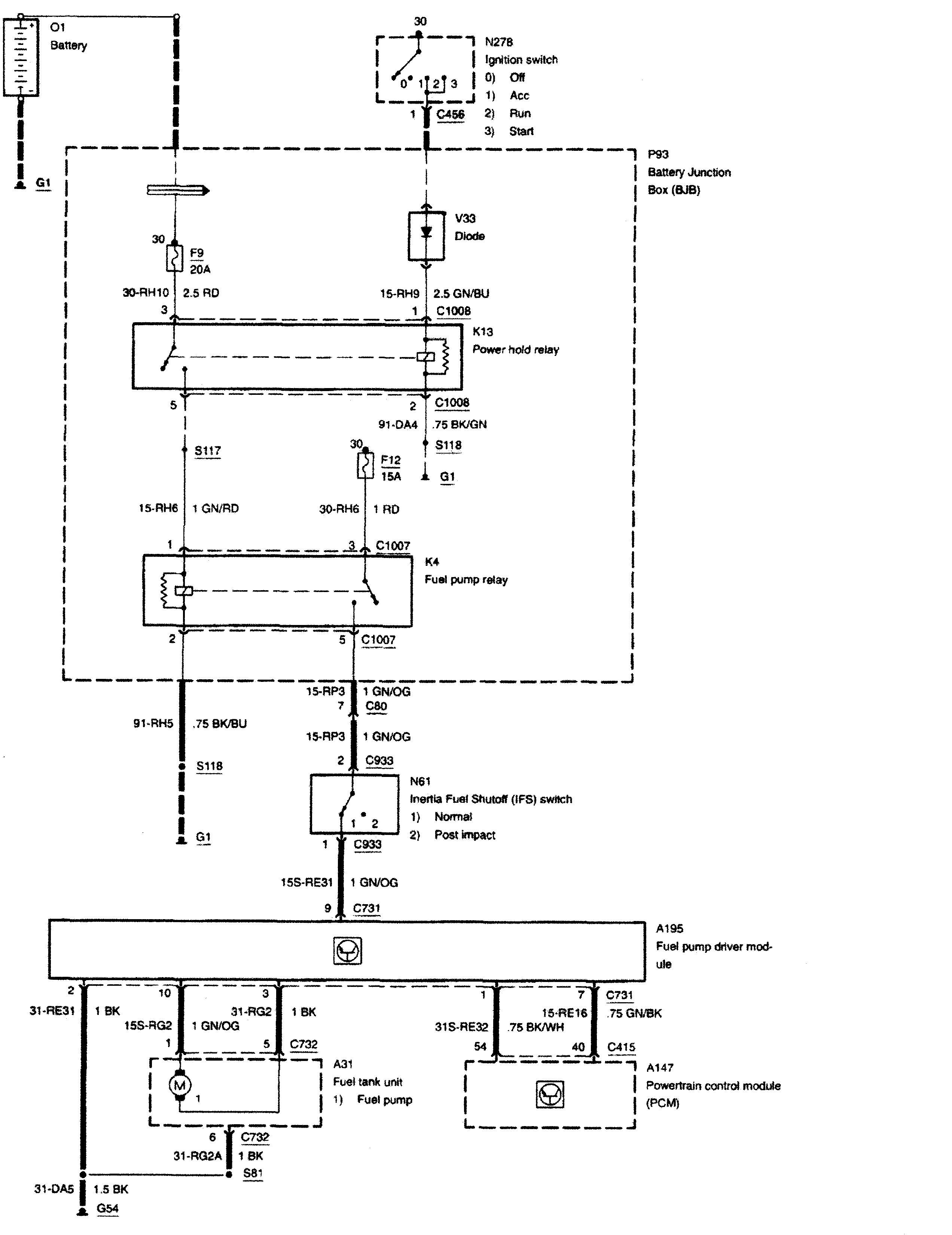 02 Focus Wiring Schematic - Wiring Diagram Data sick-menu -  sick-menu.portorhoca.it | Wiring Diagram For 2002 Ford Focus |  | sick-menu.portorhoca.it