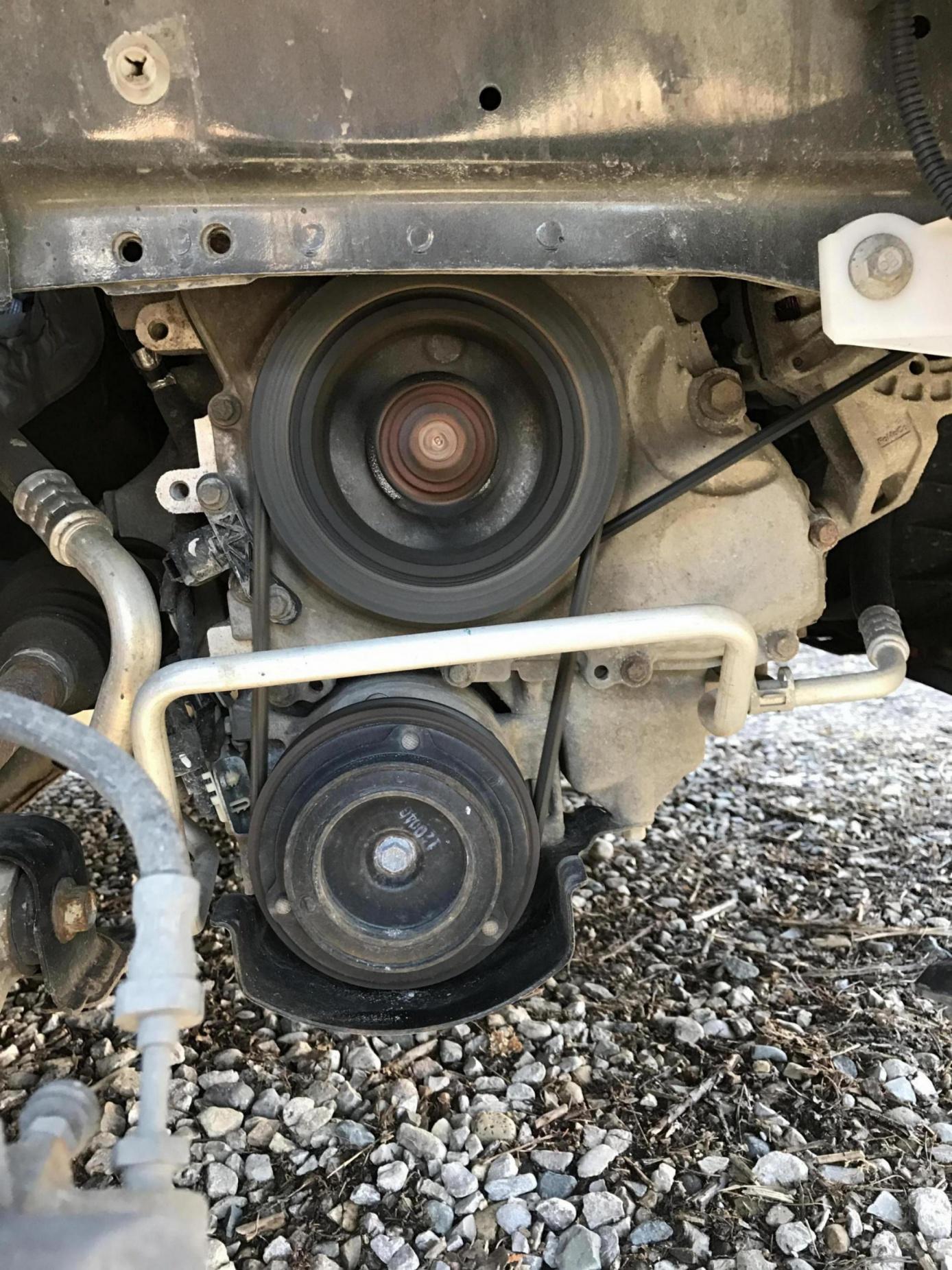 2014 Focus 2 0l Passenger Side Engine Noise