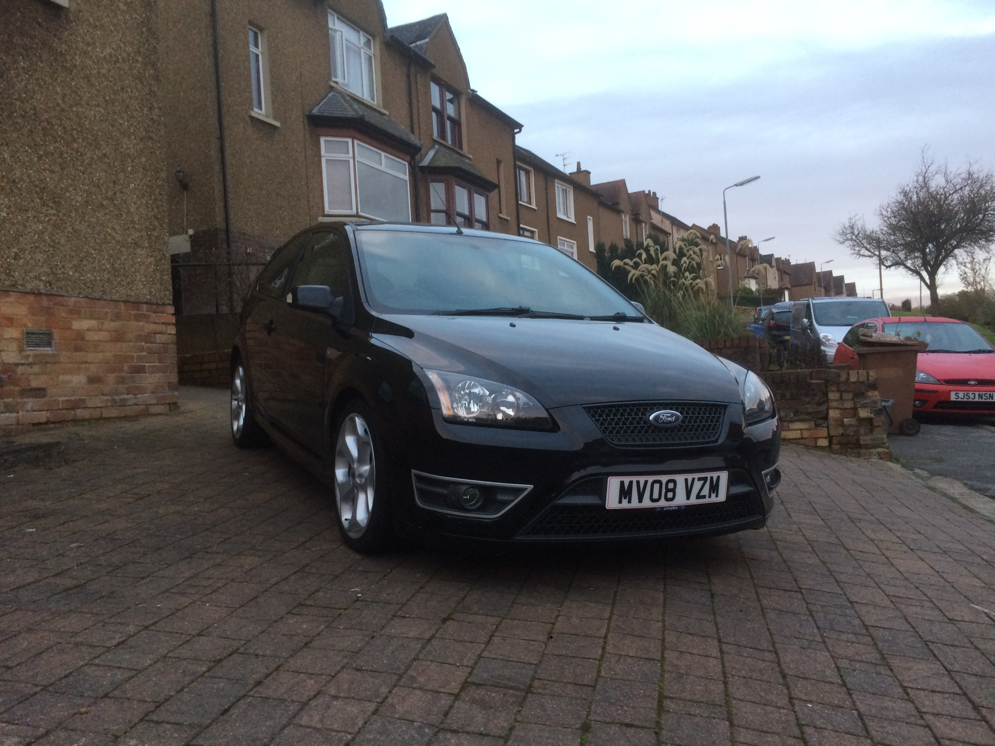 Ford focus st for sale panther black img_1282 jpg