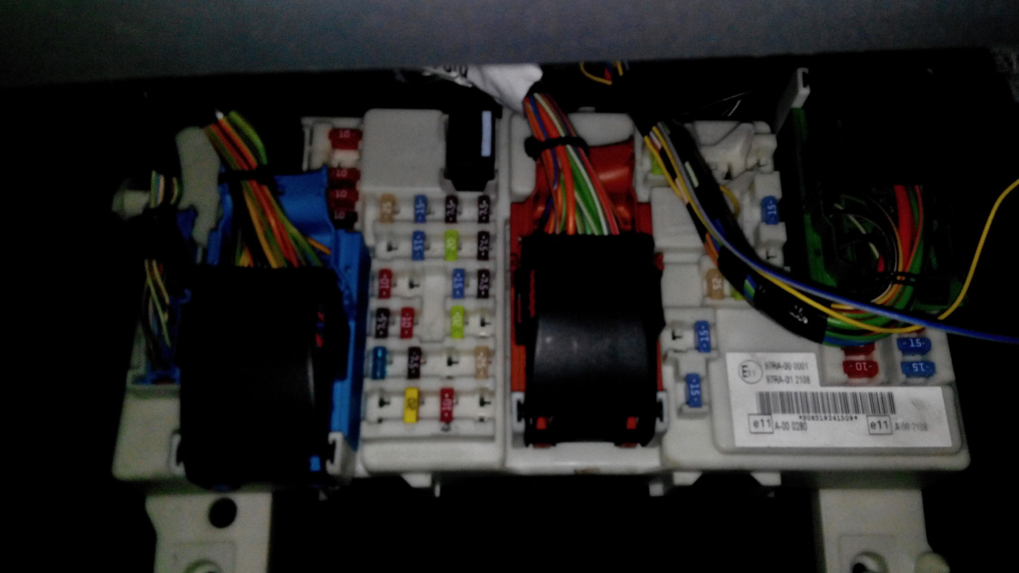 Focus 2009 Fuse Box Location Electrical Wiring Diagrams 2013 Ford F750 Mk2 In A 2012