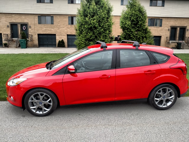 Roof racks/baskets? - Page 2 - Ford Focus Forum, Ford ...