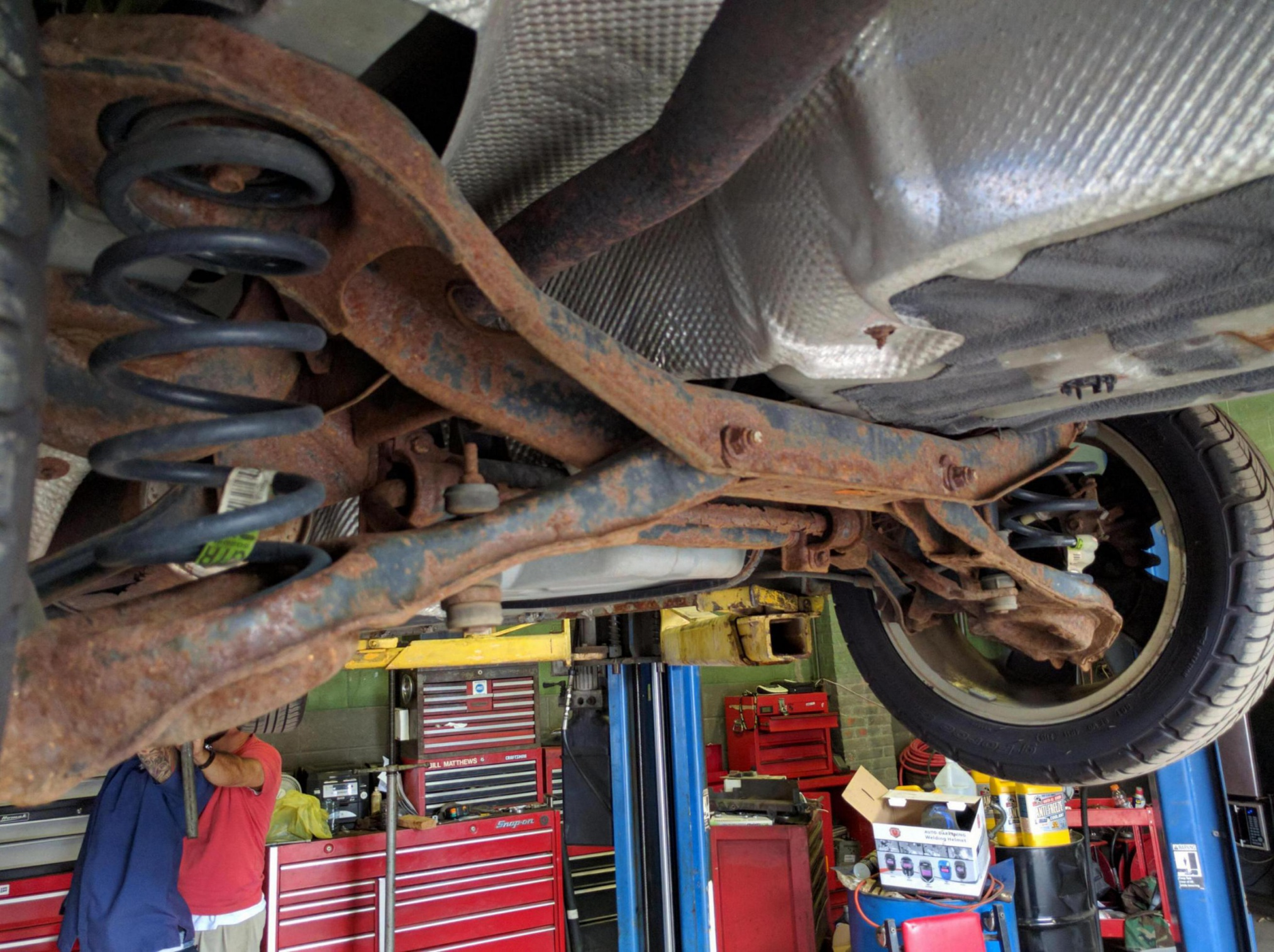 2005 zx4 rust on rear axle img_20160723_154336_1470928845063 jpg
