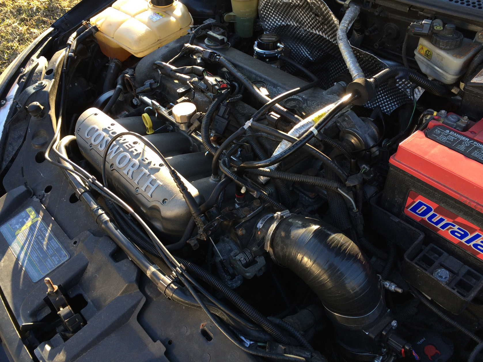 My Holset HX35 Turbo Build - Ford Focus Forum, Ford Focus ST