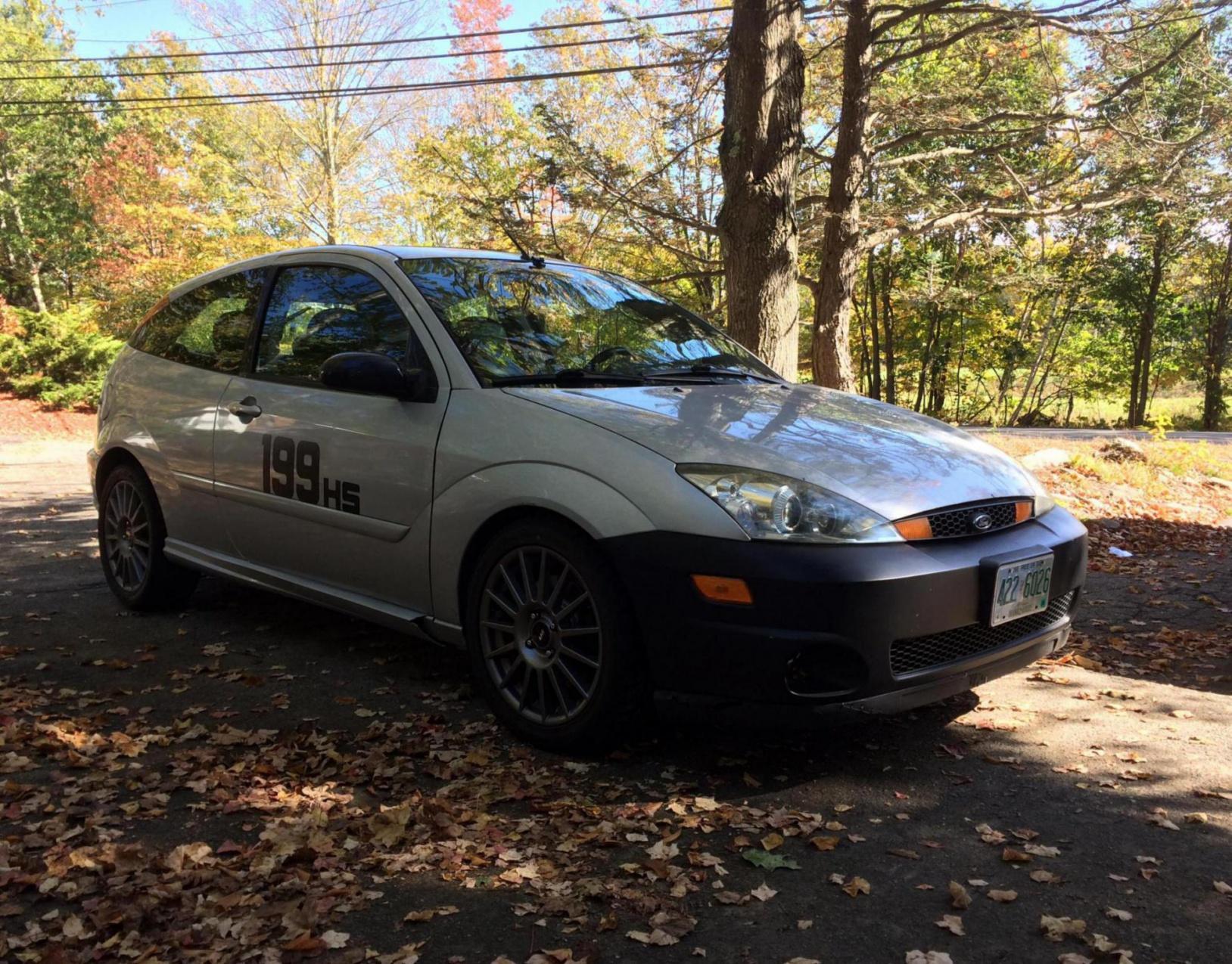 My 03 SVT HS class autox-r - Page 2 - Ford Focus Forum