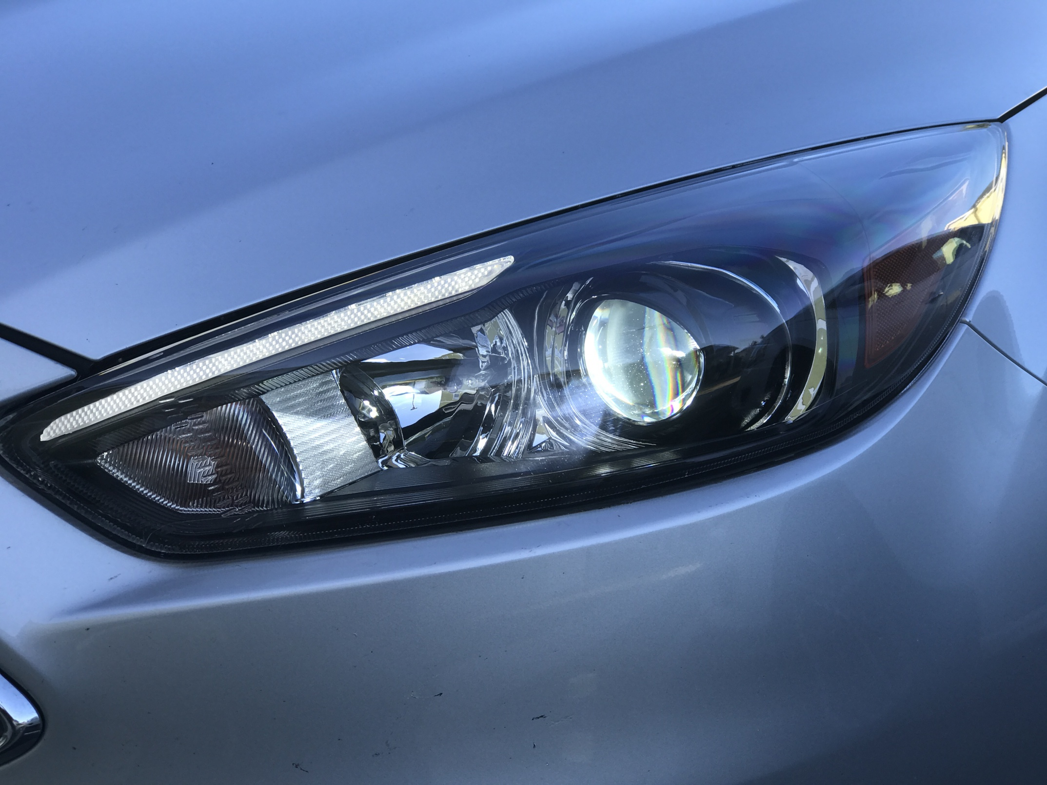 Ford Focus Mk35 Headlights Ford Focus Review