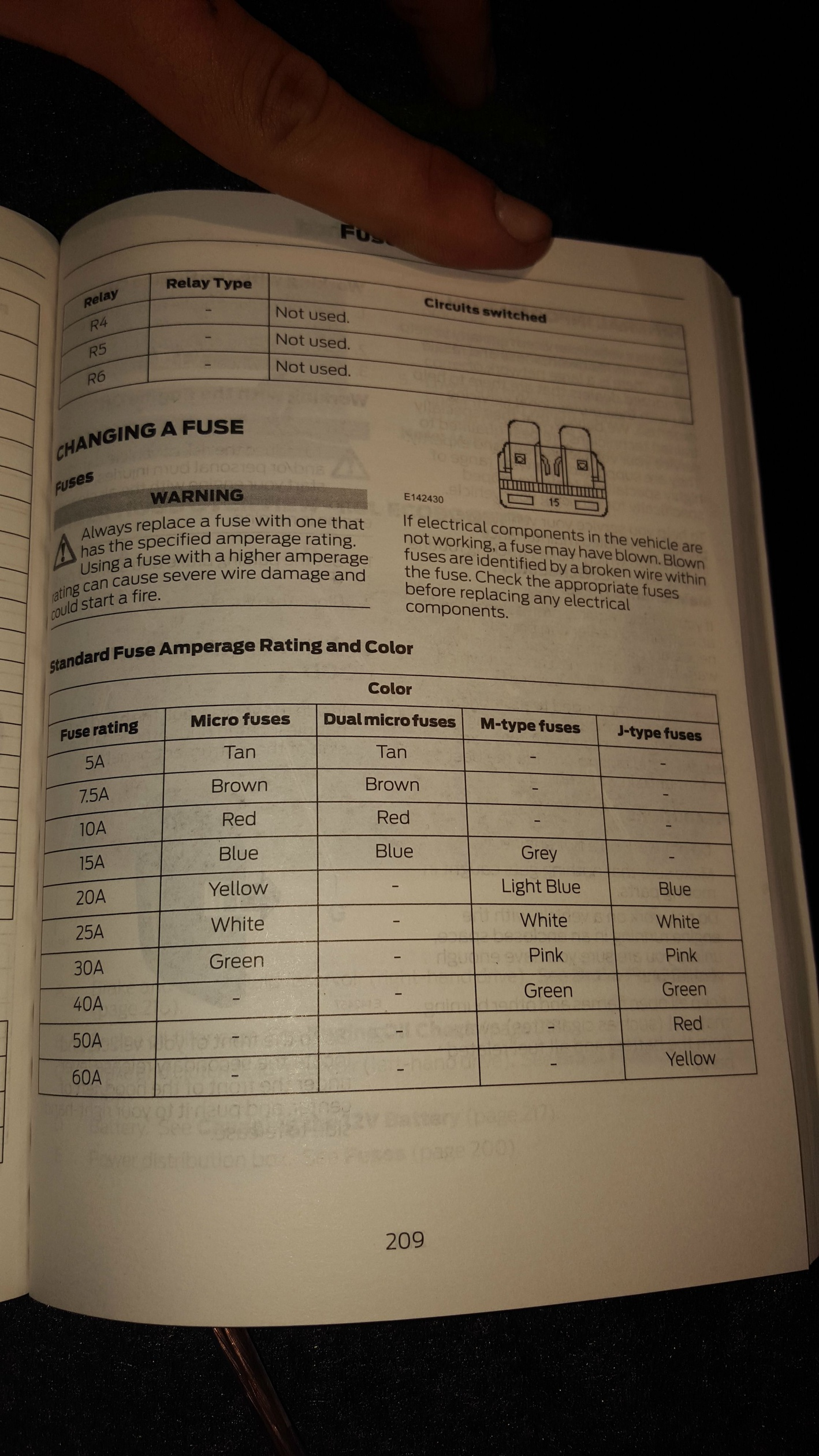 2002 ford focus headlight fuse diagram can't find relay or fuses for 2013 ford focus - ford focus ... #15
