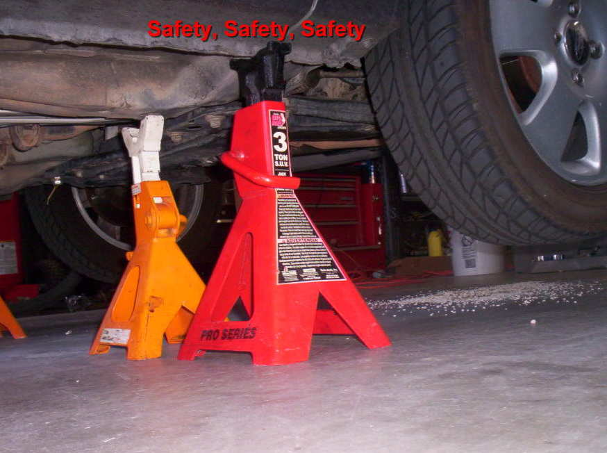 ZETEC Timing Belt Replacement-jack-stands-place-lower.jpg