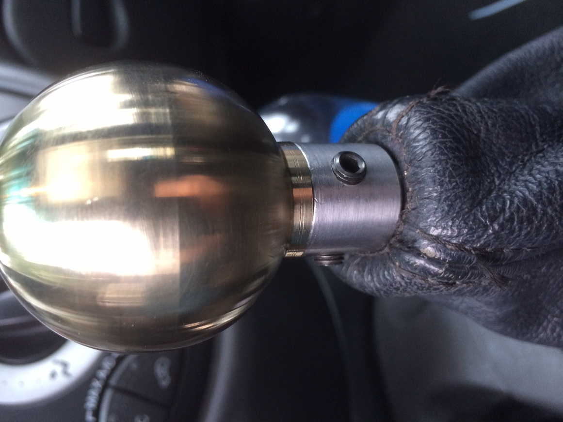 Made a new shift knob today-knob2.jpg