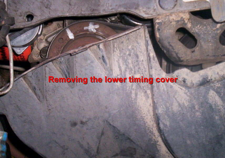 ZETEC Timing Belt Replacement-lower-timing-belt-conver-half-off.jpg