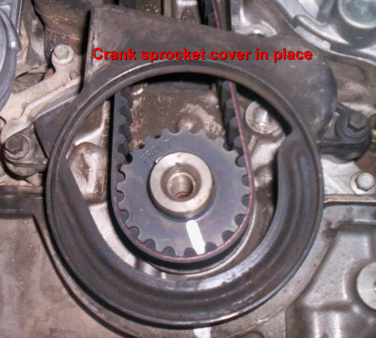 ZETEC Timing Belt Replacement