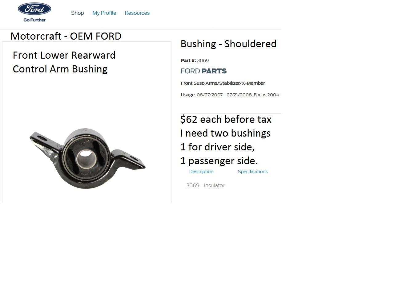 Bushings Suspension Choice - Moog vs OEM Ford Motorcraft (2008 Focus)-oem-ford-bushing.jpg