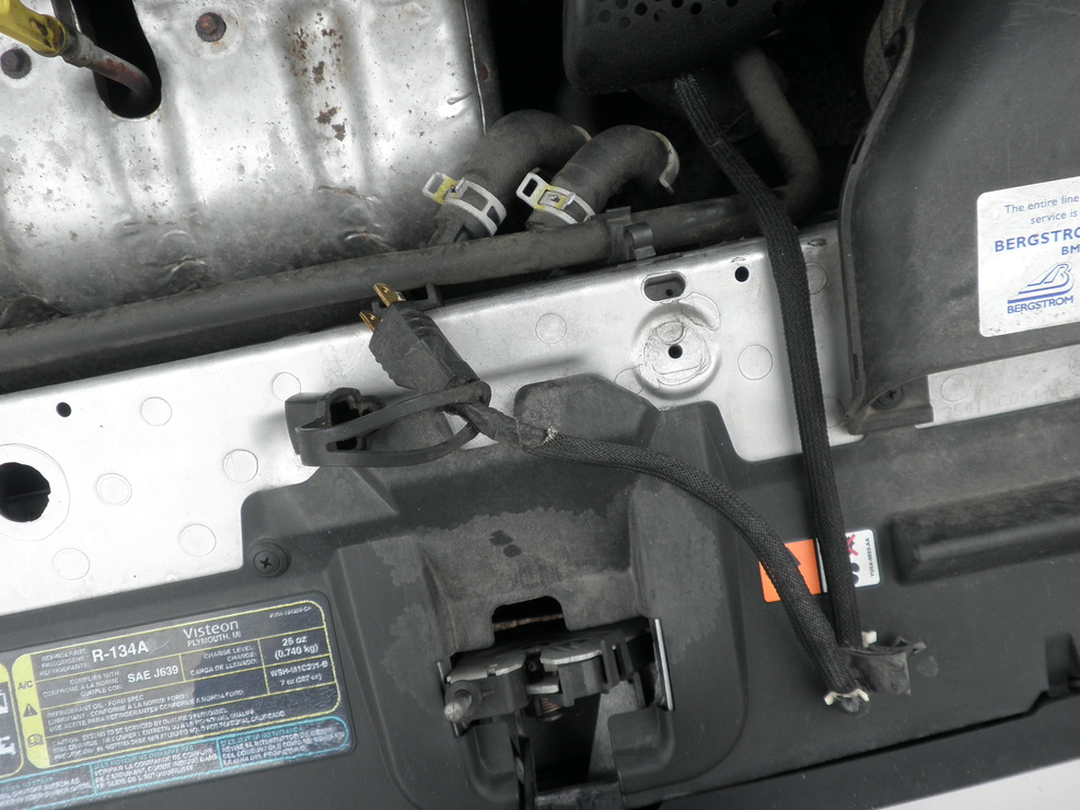 Chevy Equinox 2008 >> Is this an engine block heater? - Ford Focus Forum, Ford Focus ST Forum, Ford Focus RS Forum